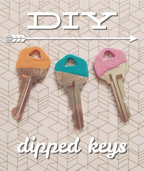 1DIY-Dipped-Keys