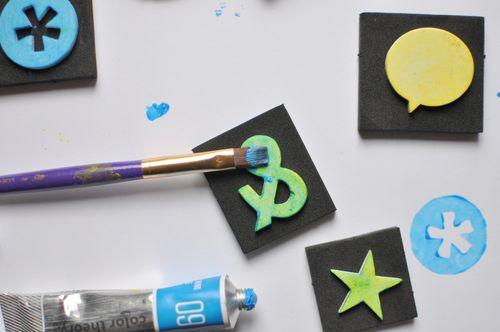 Paint Ampersand