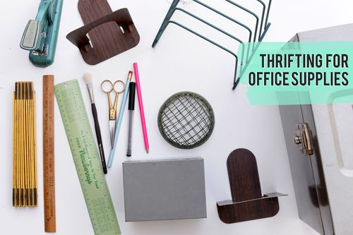 Thrifting-for-Office-Supplies
