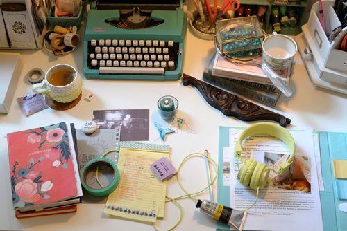 On-My-Desk