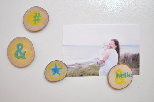 Simple Wood Magnets-1