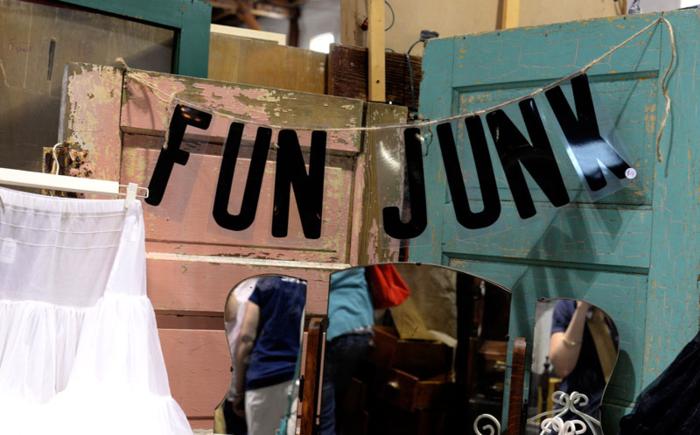 Fun-junk-sign