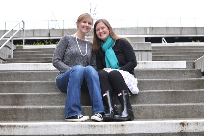 Renae and Jenn of Leona Lane