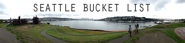 Seattle-Bucket-List