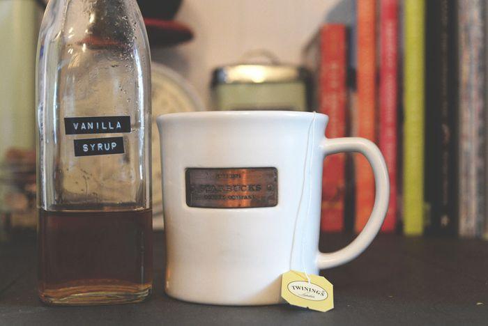 Vanilla-Syrup