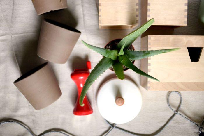 Ikea-Pots-&-Aloe-Plant